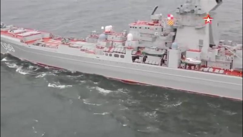 Крейсер «Петр Великий» поборется за право называться «ударным»