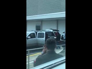 30 сентября 2016: Лорен, Нормани и Дайна прибывают в Гвадалахару, Мексика.