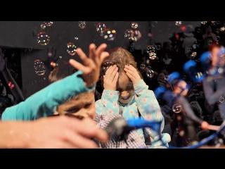 Снежные пузыри, или сказка для взрослых и детей.