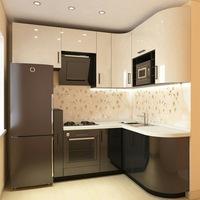 Дизайн кухни вконтакте