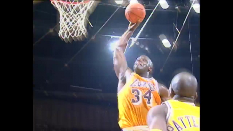 Shaquille ONeal Lakers Mixtape! Hall Of Famer Gets Statue A
