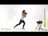 Fitness Blender - Total Body Strength Training with Dumbbells - Challenging Dynamic Superset Worko