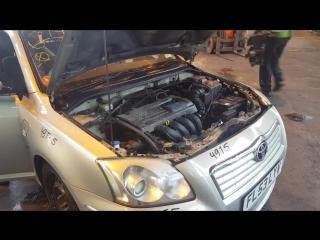 Контрактный двигатель Toyota Avensis 2004 г. 1,8 1ZZ-FE. Отправляем по РФ, КЗ, СНГ.