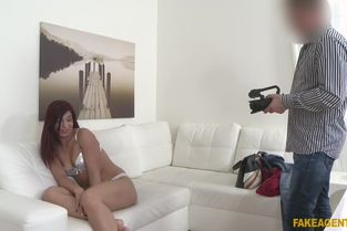 FakeAgent E524 Jessica Red HD Online