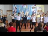 танец на день учителя, 8 и 9 классы