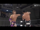 Jimmy Susumu Ryo Jimmy Saito vs Masato Yoshino Naruki Doi Dragon Gate Scandal Gate 2017