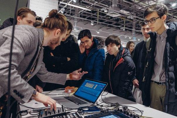 Митя Бурмистров: Kazan (workshop)