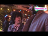 LP departs Muse After Party at Pink Taco in West Hollywood