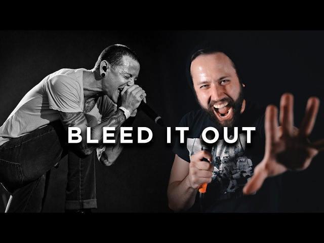 LINKIN PARK - Bleed it Out ~ (METALCORE COVER) Jonathan Young Travis Carte