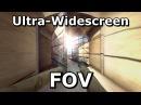 CS GO Widescreen FOV Settings