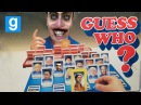 DEAD MEN WALKING - Gmod Guess Who Gameplay