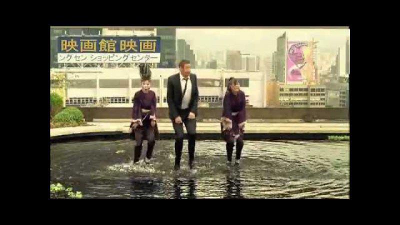 John Ozila . Funky Boogie . Hugh Jackman Lipton's 1:30 full Tv comercial