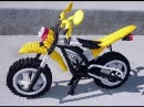 This is How to Create 3D Origami Sport Motorcyle