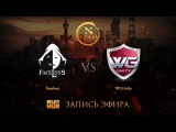 Faceless vs WG Unity, DAC SEA Qualifier, game 2 [Adekvat, Smile]