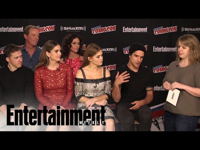 'Teen Wolf' Cast Creator On Final Season, Characters More At NYCC 2016 | Entertainment Weekly