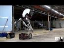 Новый робот из Boston Dynamicsозвучка, много мата