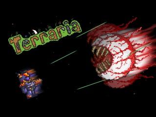 НЕПОБЕДИМЫЙ Глаз Ктулху || Мега-сборка Террарии 1