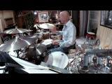 Steve Smith and Gavin Harrison Duet The Drum Fantasy Album