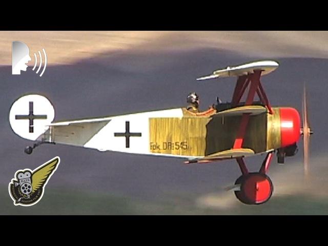 WW1 German Fighters Triplanes of Richthofens Jasta 11