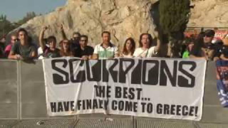Scorpions mtv unplugged making of
