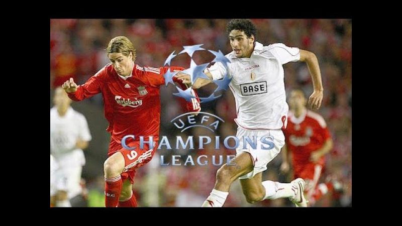 Jogos do Liverpool na PRÉ-UCL