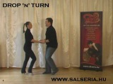 Drop 'n' Turn - L.A. Style Salsa Figures # 05
