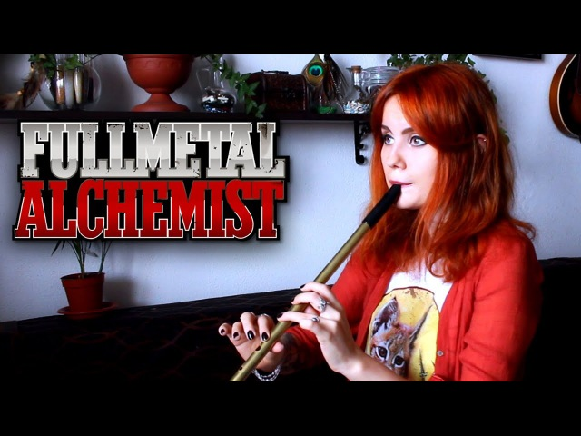 Fullmetal Alchemist - Brothers (Gingertail Cover)