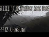 S.T.A.L.K.E.R. Another Zone Mod #12 Склады