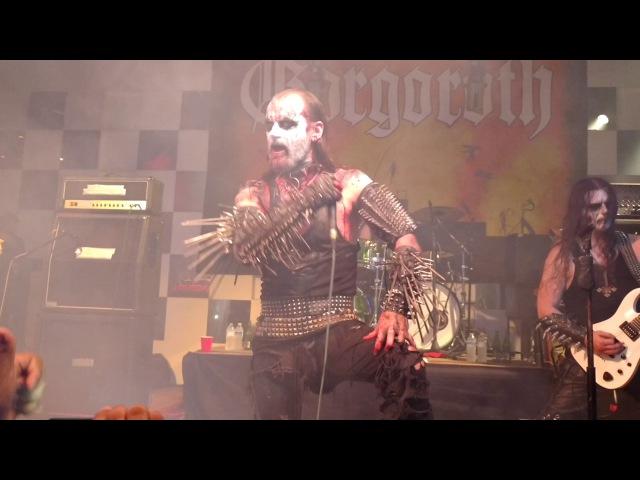 GORGOROTH - BERGTROLLETS HEVN, live at Merida Yuc, Mexico july 2d 2017.