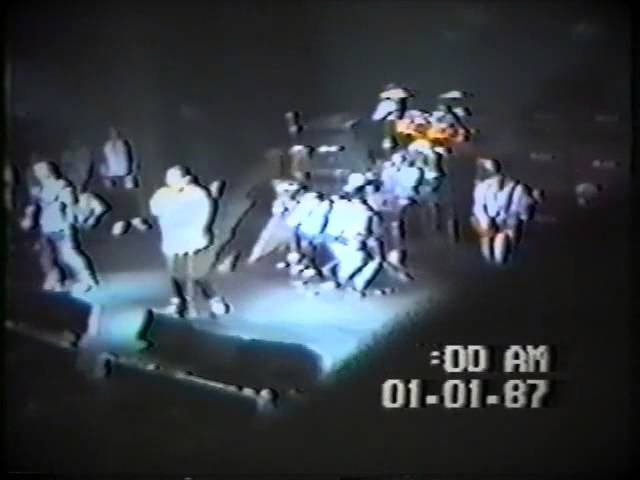 Raw Deal - Live at The Ritz (1988)