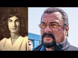 Steven Seagal - Transformation From 10 To 65 Years Old