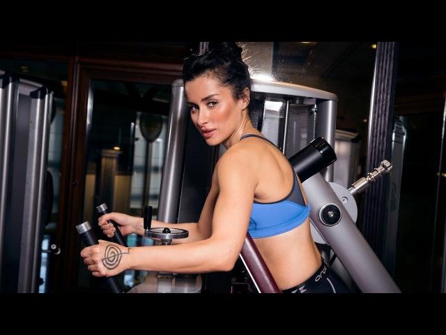 Tina Kandelaki - Sport motivation