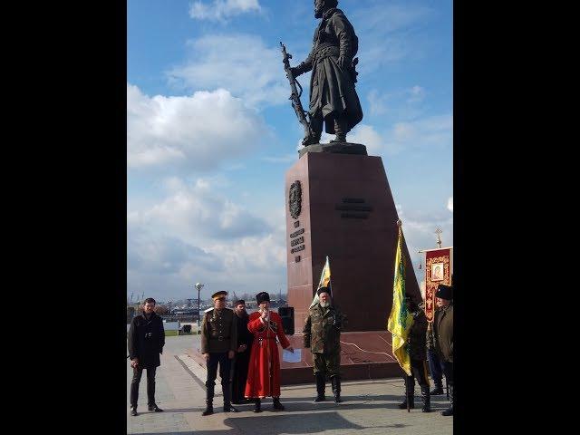 Адвокат Суханов об опасности расчленения России (на митинге НОД и Иркутского казачества).