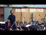Brian Tyler - Iron Man 3 Recording Session