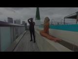 Sexy flexible model Khloe Terae shoot for SKYN Magazine - www.sex3porn.com