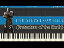 Protectors of the Earth - Two Steps From Hell (Piano Tutorial)