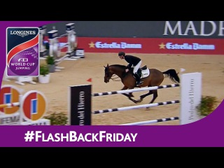 Marcus Ehning - Complete Round FlashBackFriday - Longines FEI World Cup™ Jumping Madrid