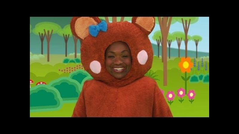 Teddy Bear Dance Mother Goose Club Songs for Children