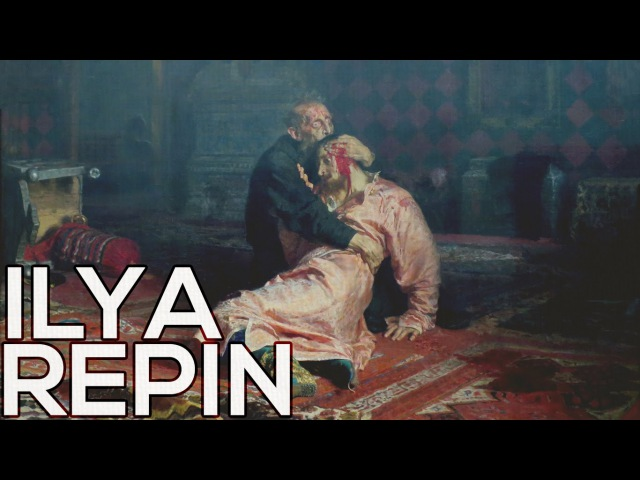 Ilya Repin A collection of 473 paintings (HD)
