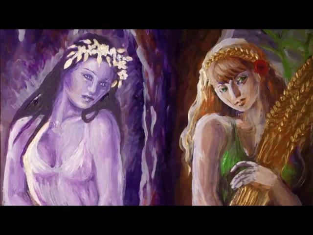Джеймс Фрэзер - Золотая Ветвь. 045. Деметра и Персефона. (диктор Алипов Ерлан)