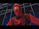 Человек-паук против рестлера Молота Магро. Бои без правил. Человек-паук 2002.
