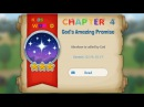 Reading Bible for kids Chapter 4, God's Amazing Promise, Abraham is called by God