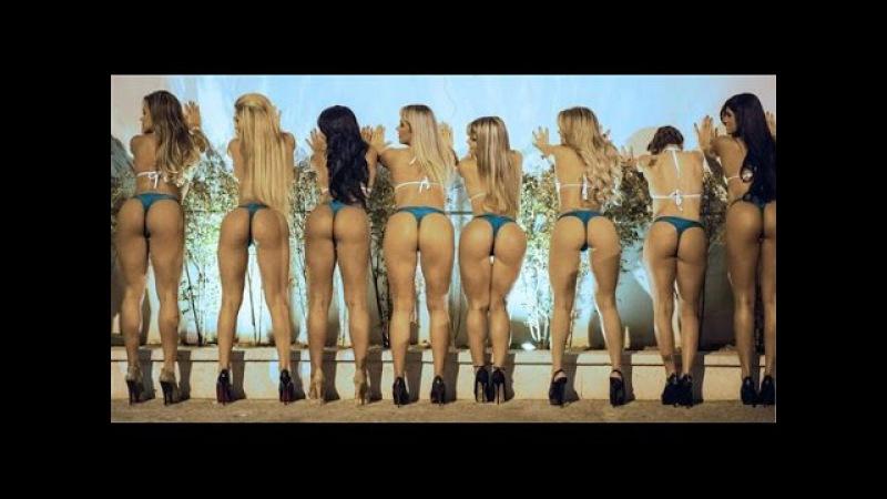 Miss BUMBUM 2014 girls nude on street