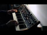 Shine On You Crazy Diamond Part 1 - Moog Sub 37 &amp Korg Kronos