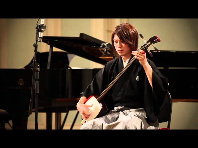 HIDE-HIDE Оноуэ Хидэки (сямисэн)