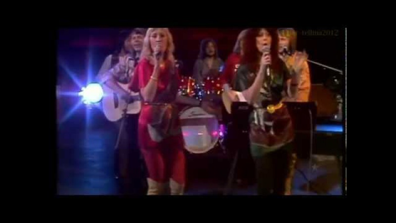 ABBA: TAKE A CHANCE ON ME (full performance Am laufenden Band 1978) - HD - HQ