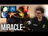 Miracle- EPIC UNREAL FIGHTER EMBER SPIRIT | Dota 2