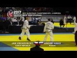 Jan Vrchovecky (CZE) v Andrei Kress (RUS) - Male -85kg Sparring