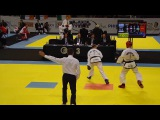 Evgenii Otsimik (RUS) v Bantis Achilleas (GRE) - Male -57kg Sparring Semi Final