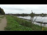 Прогулка по набережной р. Ягорба г.Череповец
